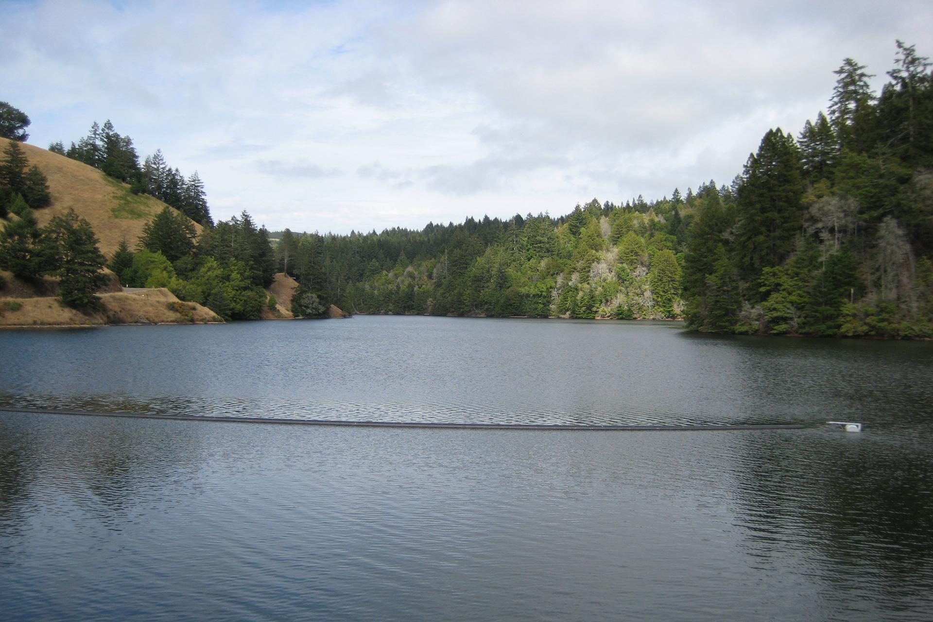 Alpine Lake - Marin County, CA
