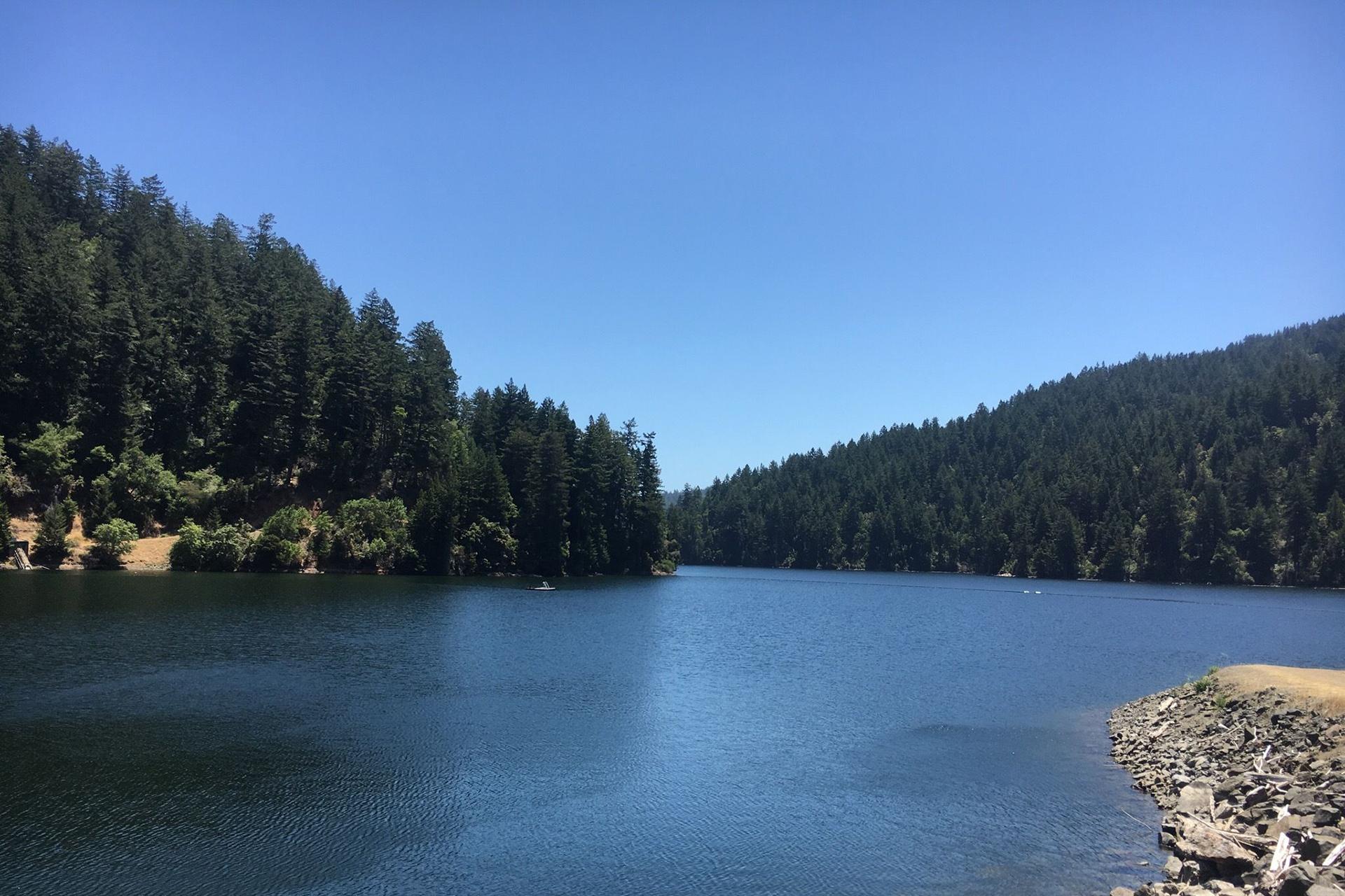 Kent Lake - Marin County, CA