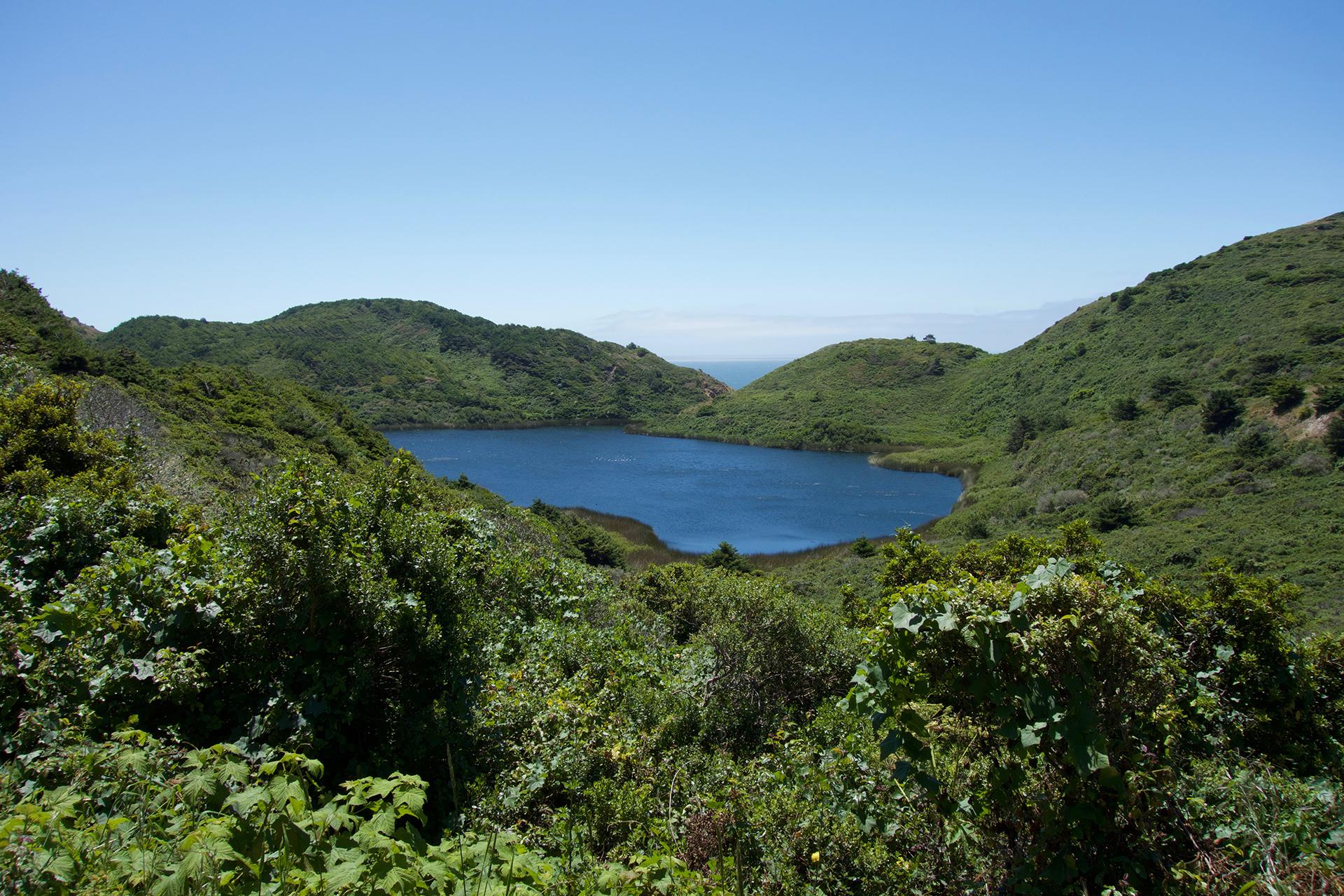 Pelican Lake - Marin County, CA