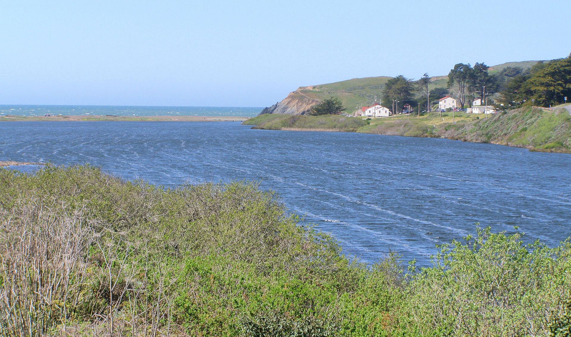 Rodeo Lagoon - Marin County, CA