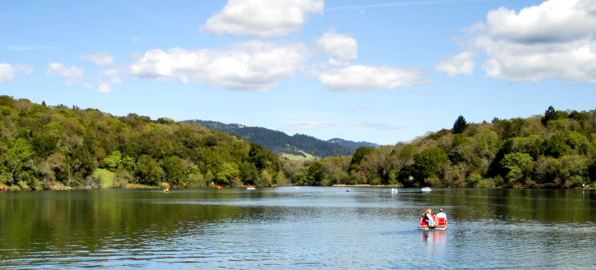 Lake Ralphine - Sonoma County, CA