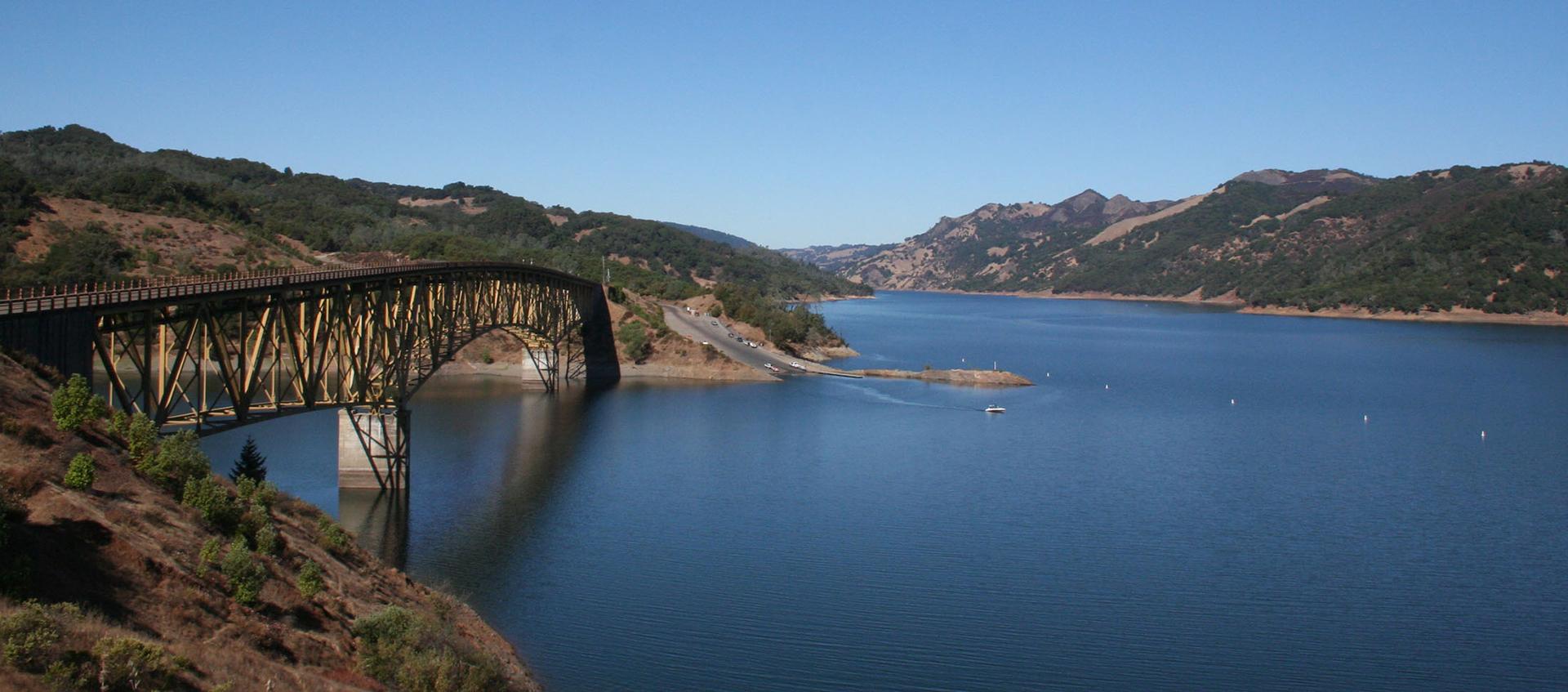 Lake Sonoma - Sonoma County, CA