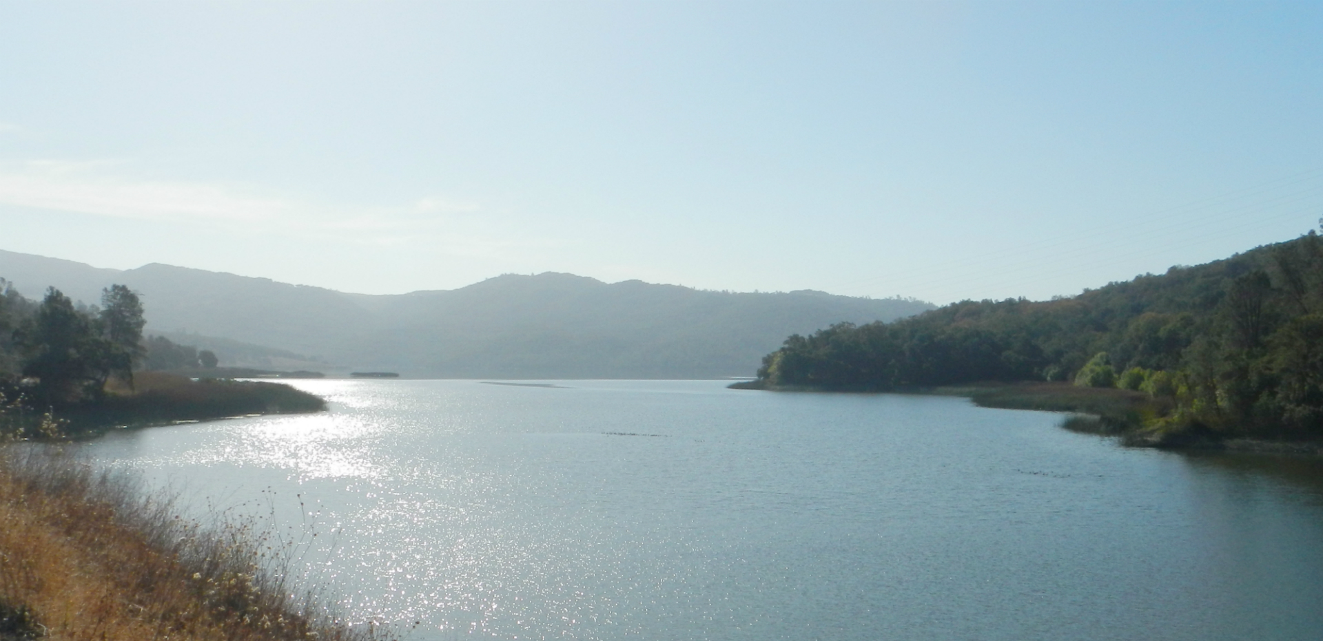 Lake Hennessey - Napa County, CA
