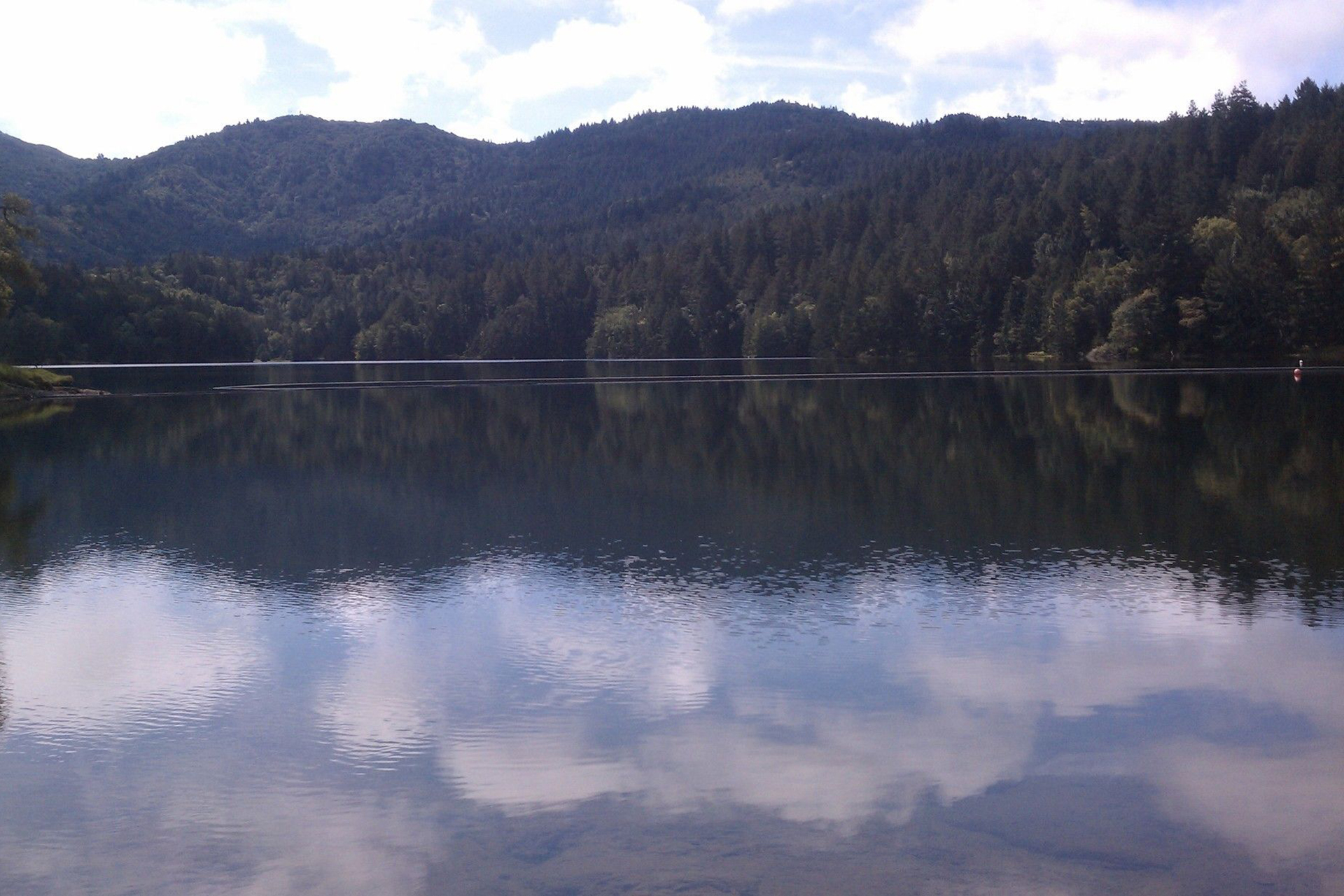 Bon Tempe Lake - Marin County, CA