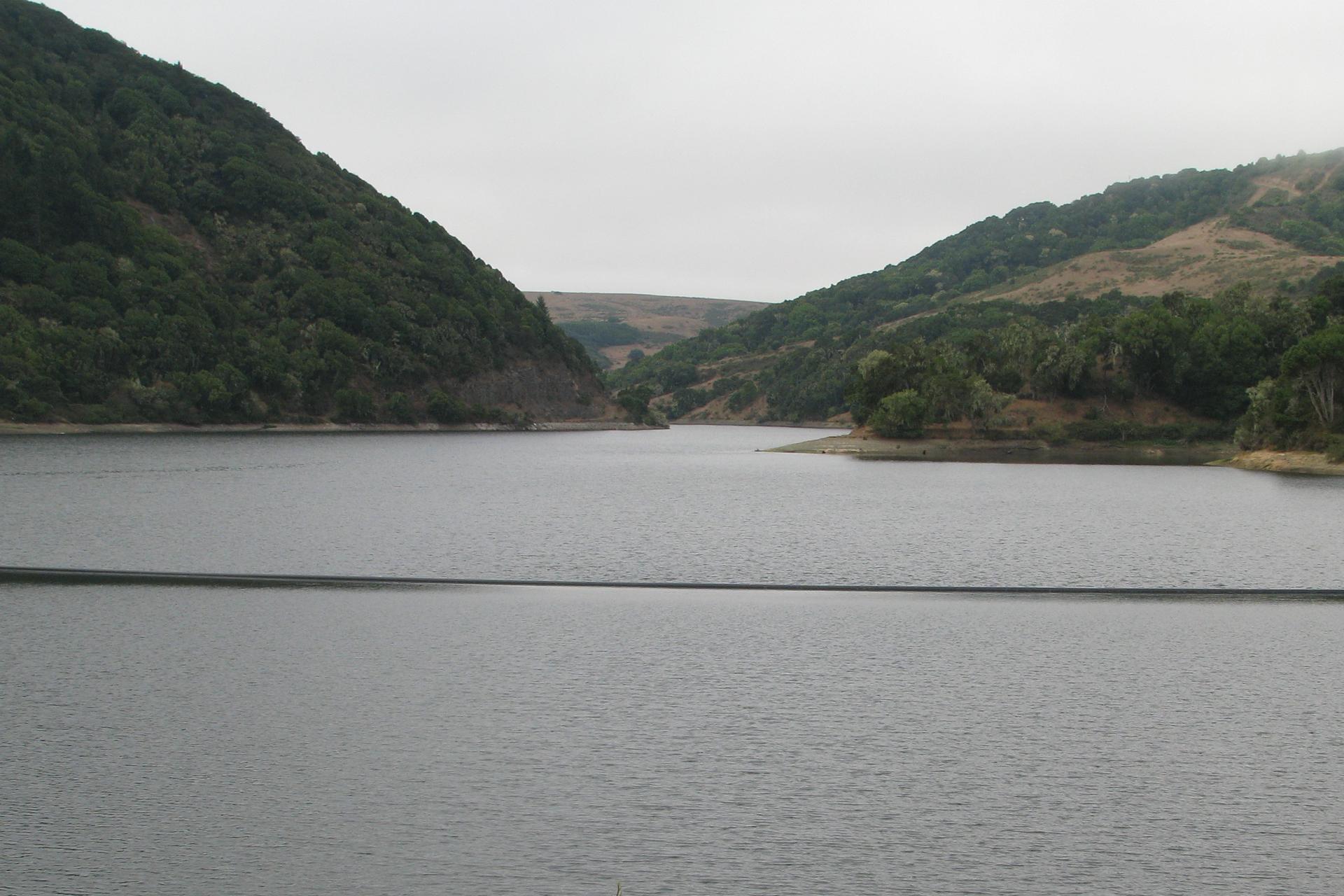 Soulajule Reservoir - Marin County, CA