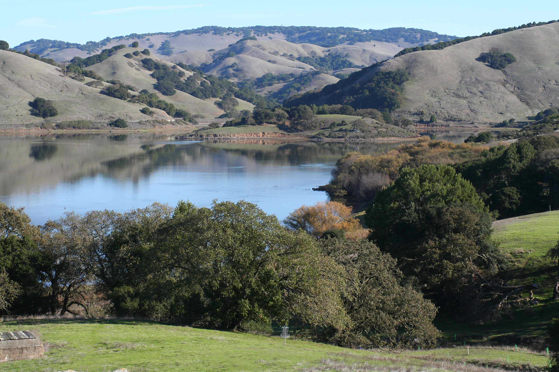 Stafford Lake - Marin County, CA