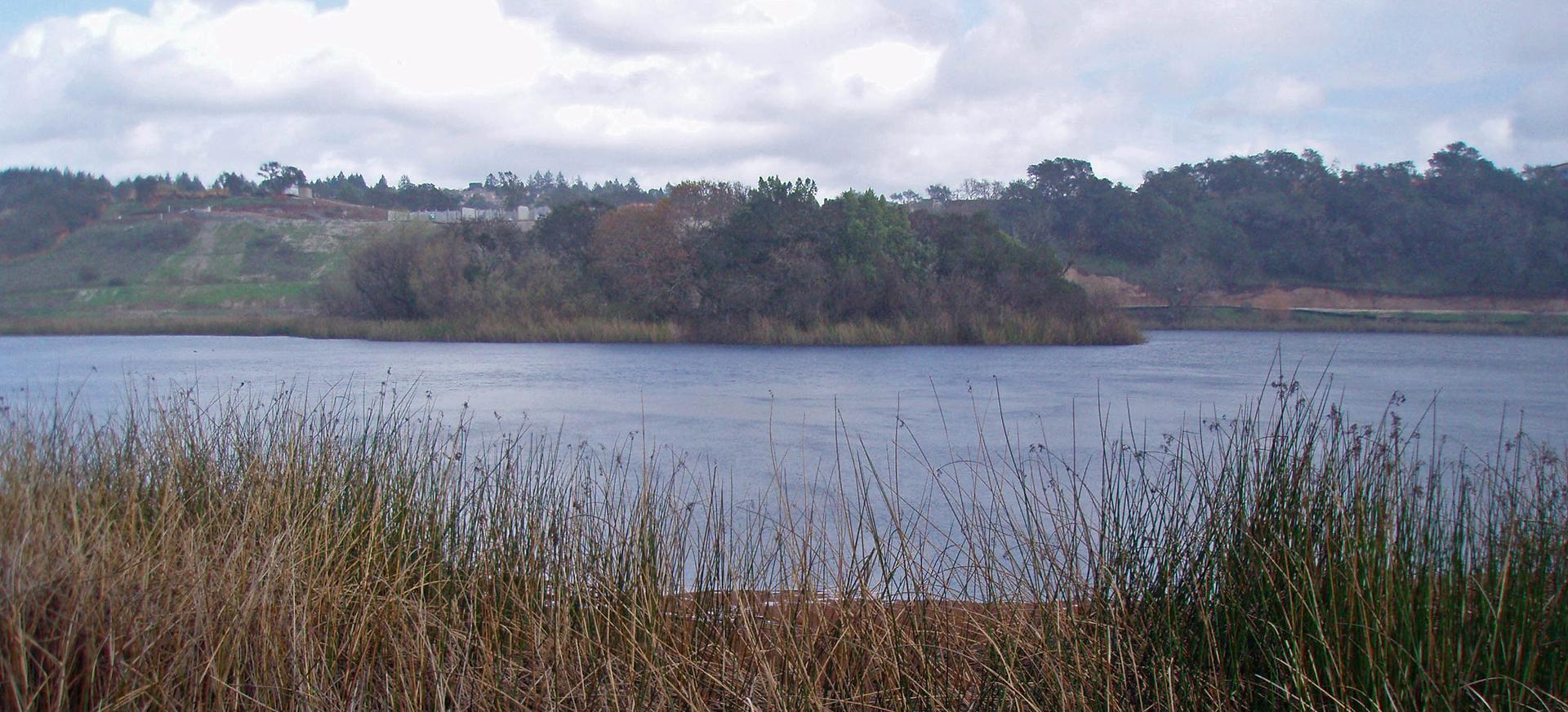 Fountaingrove Lake - Sonoma County, CA