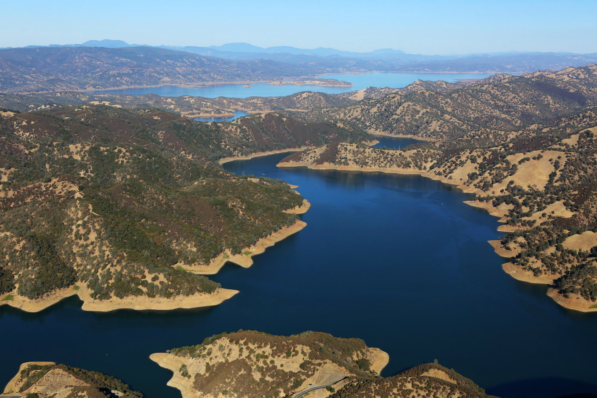Lake Berryessa - Napa County, CA