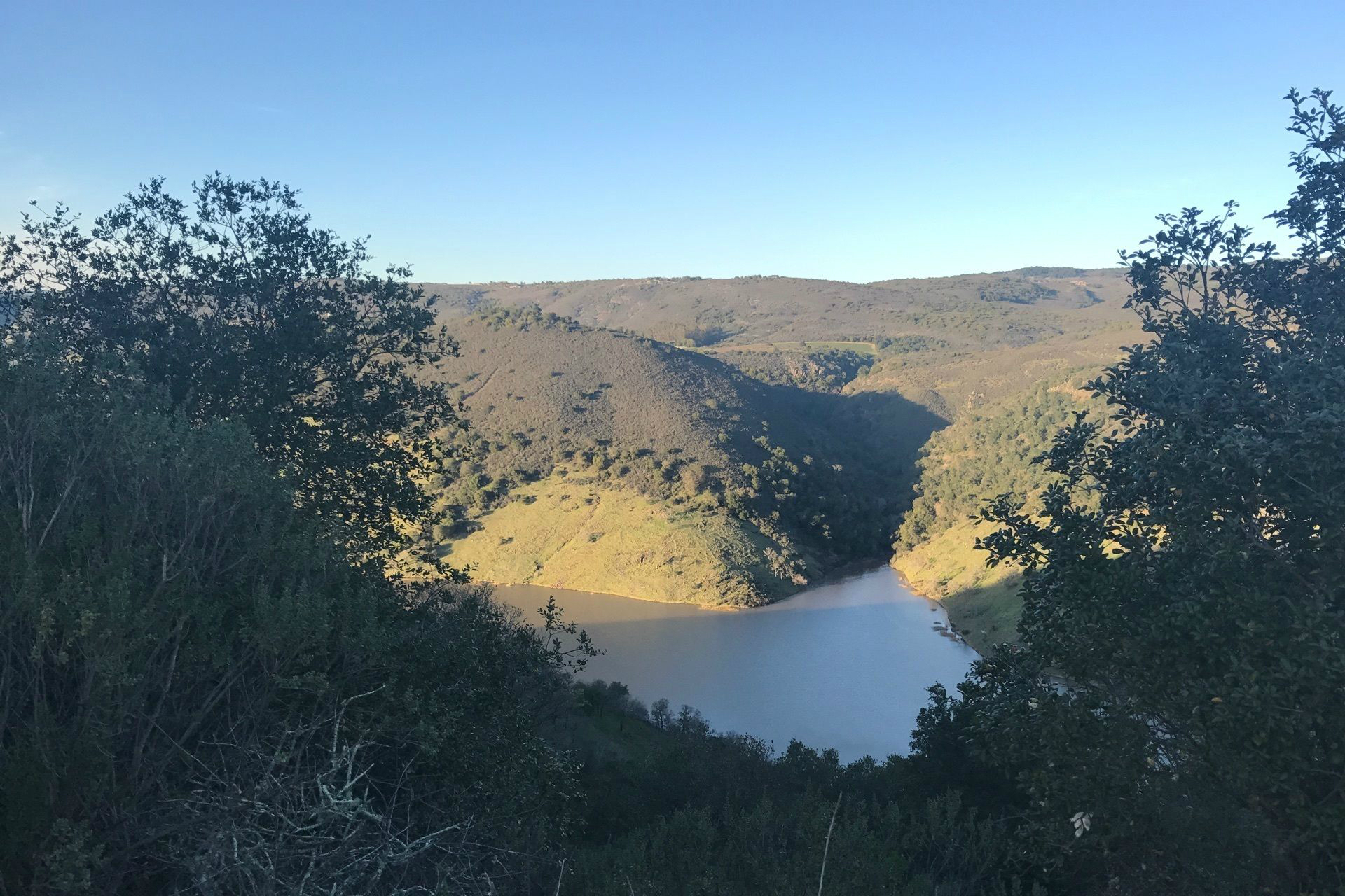 Rector Reservoir - Napa County, CA
